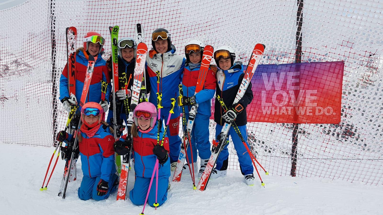 19_10 Trainingsteam des Skiclub Koenigsbrunn